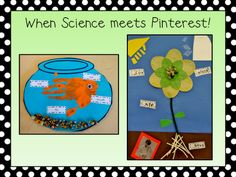 Peace, Love and Learning: A Pinterest Inspired Science Night