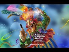 slides-Carnavales de Pasto 2013  Carnaval multicolor de Blancos