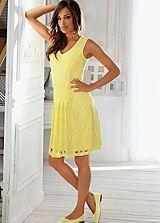 Linea Tesini Lace Dress
