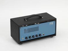 P3 Handwired Guitar Amp High Guy 30 Watt blue head http://www.p3amplifiers.com/products/high-guy-30-watt-head/#