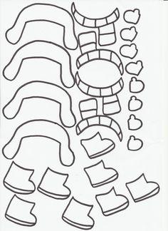 Anna - logiset Print in verschillende kleuren. Mogelijkheden: zoekopdrachten geven (kls stellen Anna samen naargelang jouw mondelinge opdracht) of opdrachtkaarten