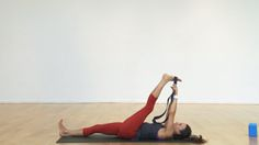 15 minute lower body recovery--great for post-run with Tiffany Cruikshank