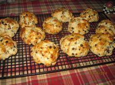 Irish Soda Breads (Scones)