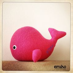 Personalized Whale for Ella