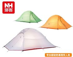 NH 2 cloud 210T plaid waterproof 5000mm 4season lightweight double layer outdoor camping tent against big rain * More info @ http://performance.affiliaxe.com/aff_c?offer_id=11422&aff_id=86258&source=http://www.aliexpress.com/item/NH-2-cloud-210T-plaid-waterproof-5000mm-4season-lightweight-double-layer-outdoor-camping-tent-against-big/32506000283.html&alv=070716152330