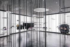 Materials Underscore the Merchandise at These 5 New Retail Stores