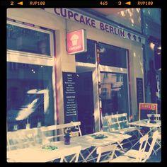 Cupcake Berlin // viele Vegane Cupcake Varianten und Sojamilch Getränke // Berlin-Friedrichshain // http://www.cupcake-berlin.de