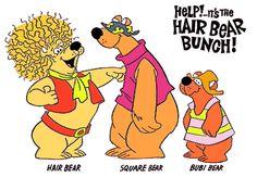Help... it's the Hair Bear Bunch! (1971)