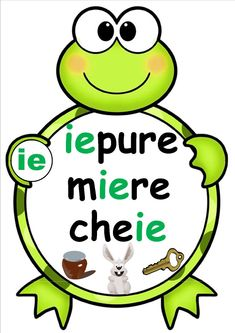 "Grupurile de sunete-Planșă grupul ""ie"" Education Quotes, Kids Education, Worksheets For Kids, Activities For Kids, Teacher Supplies, Preschool At Home, Learning The Alphabet, Language Activities, Homeschool"