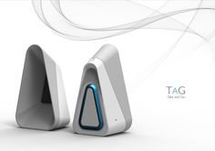TaG mask concept is a smoke detector and a smoke mask in one - Geeky Gadgets Smoke Mask, Medical Design, Form Design, Design Art, Graphic Design, Speaker Design, Yanko Design, Industrial Design, Just In Case