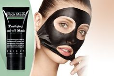 Facial Clean Blackhead Mask Deep Cleansing Peel Off Blackhead Remover Treatment Purifying Mud Peel Off Mask Beauty Make-up, Beauty Secrets, Beauty Care, Beauty Hacks, Hair Beauty, Beauty Tips, Beauty Products, Hair Products, Blackhead Mask