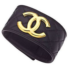 Chanel Quilted Cuff