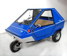 All-Cars : Charly (Snuggy) Strange Cars, Weird Cars, Honda Scooters, National Car, Classic Car Sales, Microcar, Miniature Cars, Smart Car, City Car