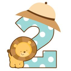 Safari Birthday Toddler Clothes gift has little lion and polka dot 2 with bush hat. Jungle Theme Birthday, Lion King Birthday, Jungle Party, Safari Party, Safari Theme, 2nd Birthday, Teddy Bear Crafts, Baby Month Stickers, Preschool Learning Activities