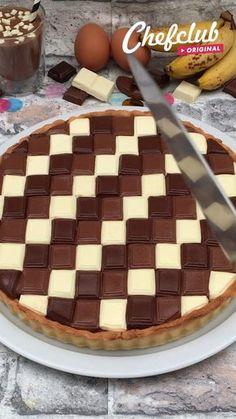 Fun Baking Recipes, Sweet Recipes, Dessert Recipes, Cooking Recipes, Recipes Dinner, Easy Desserts, Keto Recipes, Cake Recipes, Tasty Videos