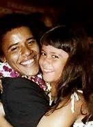 Sibblings Barack & Maya