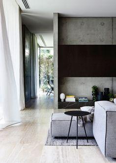 Kooyong House in Melbourne's Toorak by Workroom.
