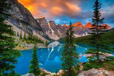 Os 20 lugares mais coloridos do mundo