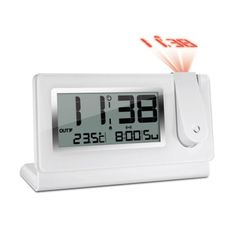 Buy Oregon RMR391P Slim Projection Clock With Temp In / Out Alarm with snooze Display with large digitsfor R1,499.00