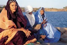 TRIP DOWN MEMORY LANE: TUAREG PEOPLE: AFRICA`S BLUE PEOPLE OF THE DESERT