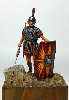Figures: The Legionary, photo Rome History, Imperial Units, Lord Of War, Roman Warriors, Roman Legion, Roman Soldiers, Military Figures, Medieval Knight, Figure Model