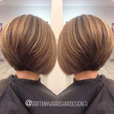 Stacked Bob Hairstyles, Short Layered Haircuts, Medium Bob Hairstyles, 2015 Hairstyles, Pixie Haircuts, Short Cuts, Celebrity Hairstyles, Medium Stacked Haircuts, Medium Stacked Bobs