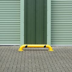Heavy Duty Safety Bollards and Machine Guards