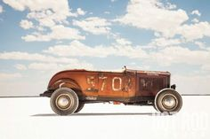 1932 Ford Roadster Coupe - Deuce In Disguise - Hot Rod Deluxe Magazine