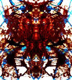 Untitled N°56YU | Artist:Frank Offman | Abstract Art