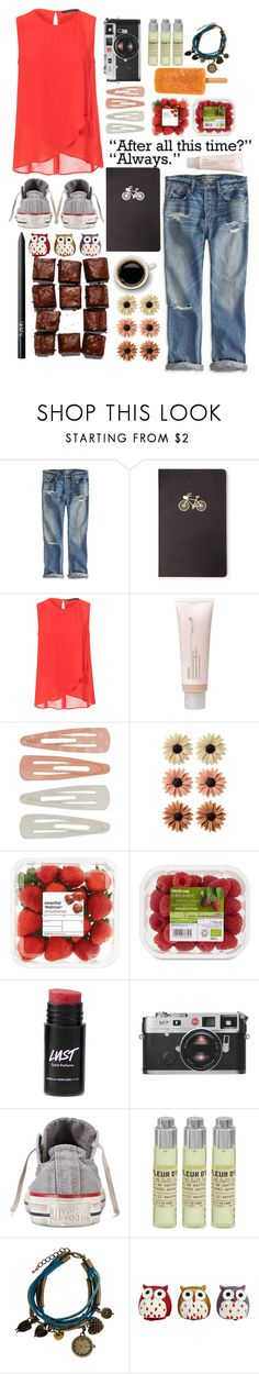 """""""My Valentine"""" by nina-merz ❤ liked on Polyvore featuring American Eagle Outfitters, Forever 21, Zara, Aveda, mae, Leica, Converse, Le Labo, Decree and Boohoo"""