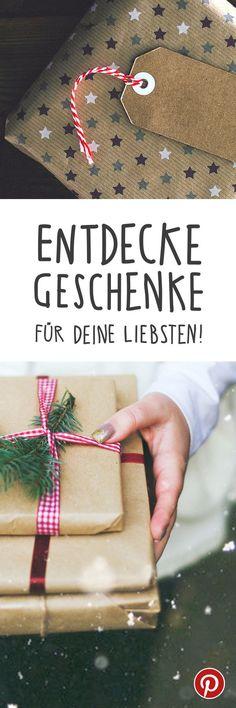 Weihnachtsgeschenkideen für dich und deine Lieben