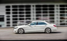 2015 Mercedes-Benz S550 Plug-In Hybrid - Photo Gallery of First Drive Review from Car and Driver - Car Images - Car and Driver