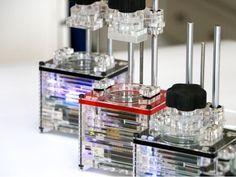 레진을 이용하는 iBox Nano, 3D 프린터의 새로운 시도
