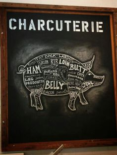 Charcuterie, Meat your Maker