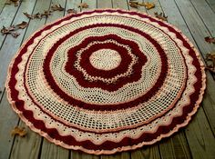 This design uses a limited number of stitch types.