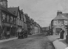Arthur Street, Newton Stewart 1920's-early 30's