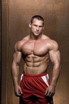 bodybuilder Joe Romine