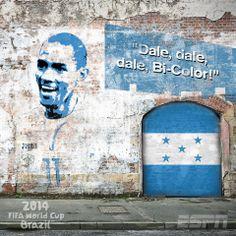 FIFA World Cup Brazil 2014  Honduras
