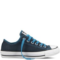 Chuck Taylor Washed Neon/Blue