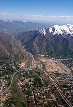 Ogden, Utah - my first business trip