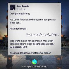 "Dulu terpikir begitu, ternyata ""saya"" yg tidak ""paham"" akan ISLAM Muslim Quotes, Islamic Quotes, Haiku, Quran, Allah, Haikou, God, Allah Islam"
