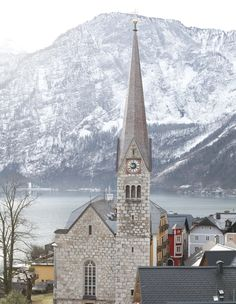 Hallstatt travel post on www.andreamurasan.com  #blog #blogpost #ontheblog #andreamurasan #travel #fashion #outfit Travel Fashion, Cologne, Cathedral, City, Outfit, Building, Blog, Outfits, Buildings