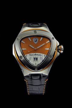 Spyder 3032 Lamborghini watch. This would have to make a man smile. Especially if you wrap it up in a sweater box. You know that's what he's expecting... another boring sweater