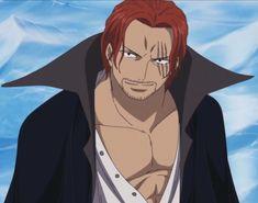 Shanks – The One Piece Wiki – Manga, Anime, Pirates … – Wallpapers Sites One Piece Manga, Kaidou One Piece, Sabo One Piece, One Piece Drawing, Boruto, Anime One Punch Man, Red Hair Shanks, Anime Guys, Manga Anime