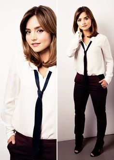 Time Heist: The episode when Clara wears pants. That is how it is remembered.