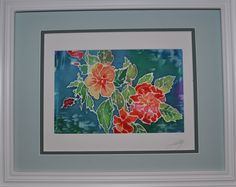 Hibiscus by Susan Lilly