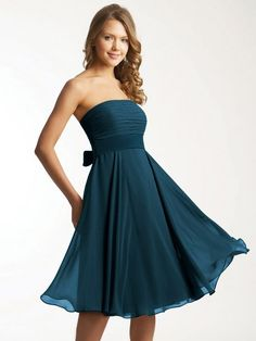 Discount Bridesmaid Dress_Tealness Everyone but Hannah and Little Miss Purple?