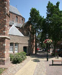 Kerkplein, Vesting, Naarden.