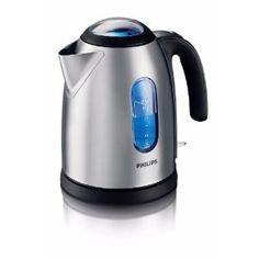 Philips HD 4667/20 Wasserkocher / 1, 7 Liter / 2400 Watt, Edelstahl: Amazon.de: Küche & Haushalt