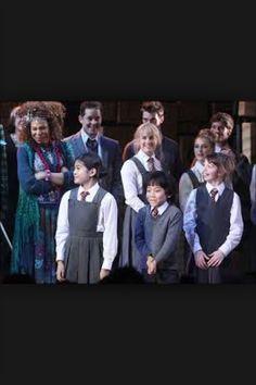 Matilda the Musical Broadway Opening Night
